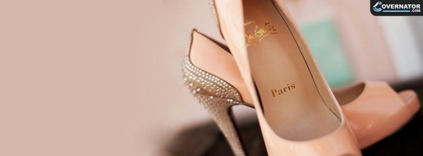 high heels Facebook cover