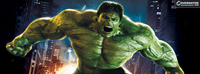 Hulk Facebook cover
