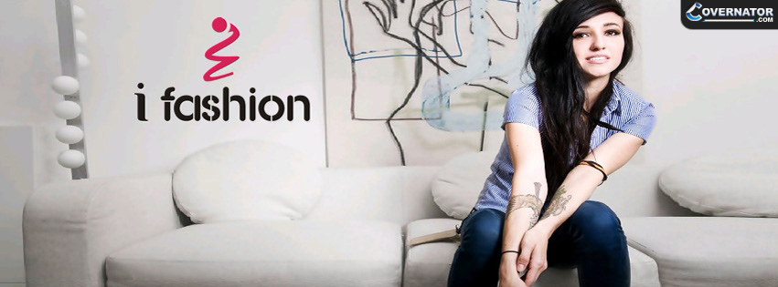 I Fashion Facebook Cover