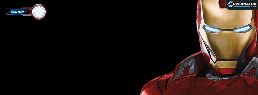 Iron Man Facebook Cover
