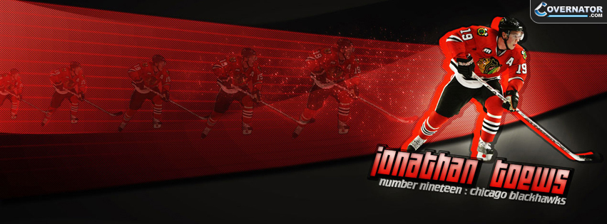Jonathan Toews Facebook cover