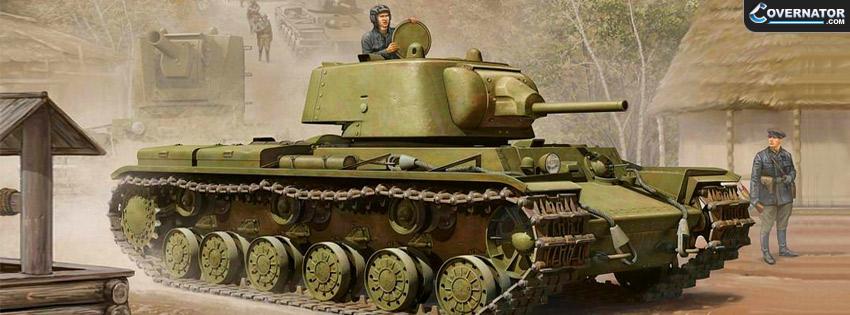 KV-1 Facebook cover