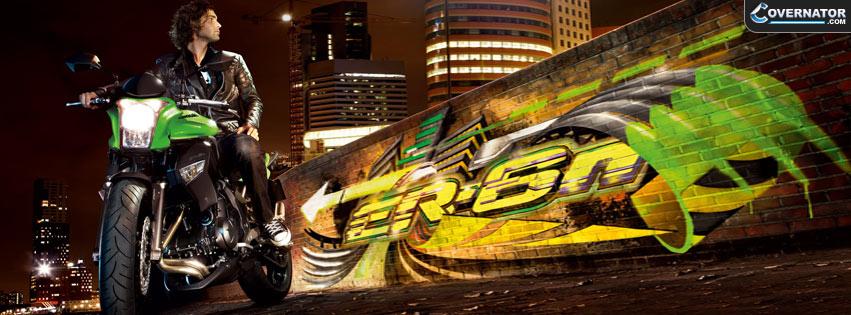 Kawasaki Er6n Facebook cover