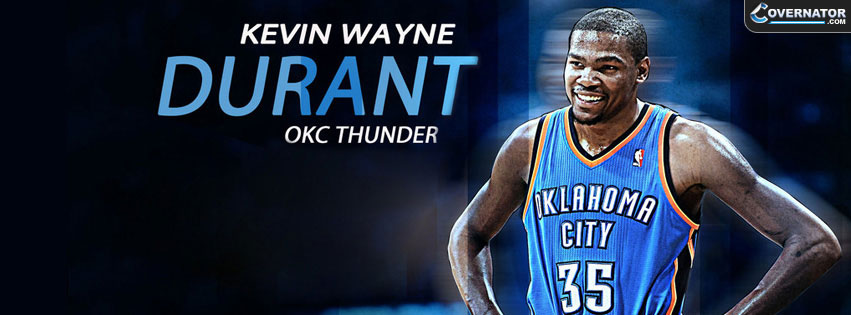 Kevin Durant Facebook cover