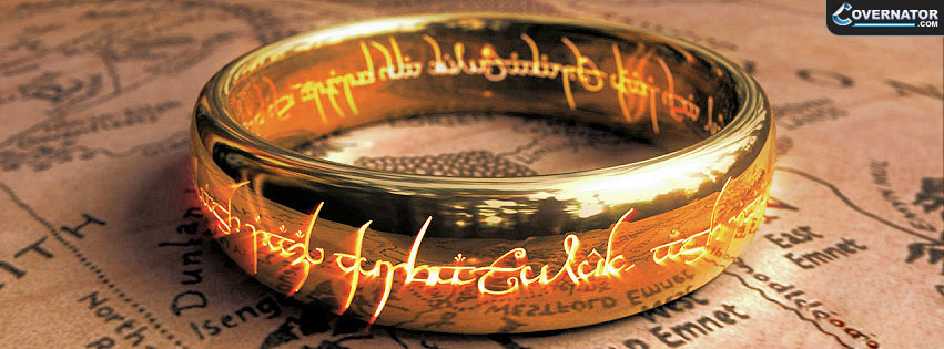 The Lord Of The Rings Facebook Cover