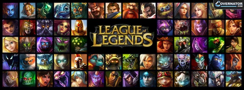 League Of Legends Facebook Cover