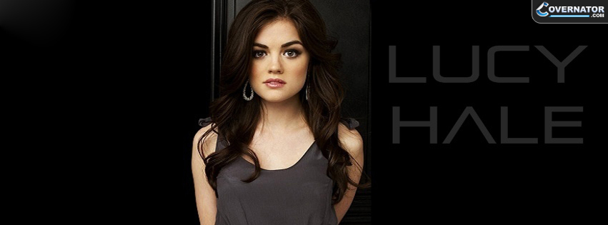 Lucy Hale Facebook cover