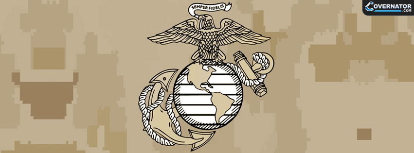 Marines Facebook cover