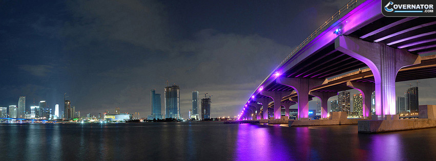 Miami Facebook cover