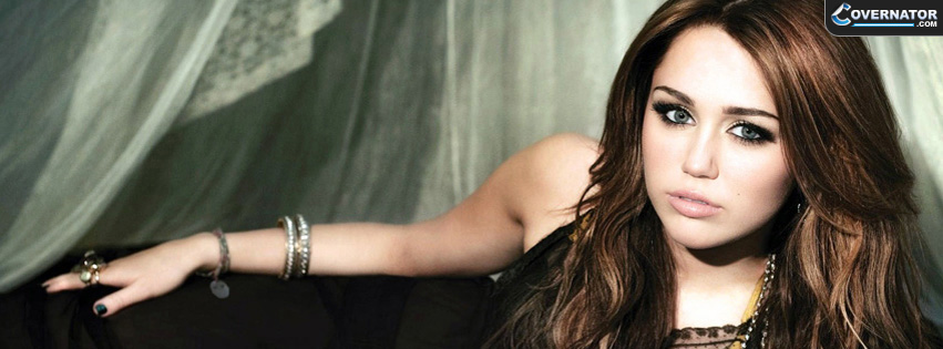 Miley Cyrus Facebook Cover