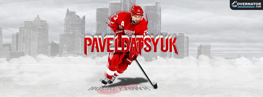 Pavel Datsyuk Facebook Cover