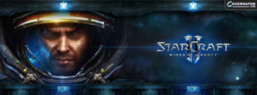 Starcraft 2 Facebook Cover