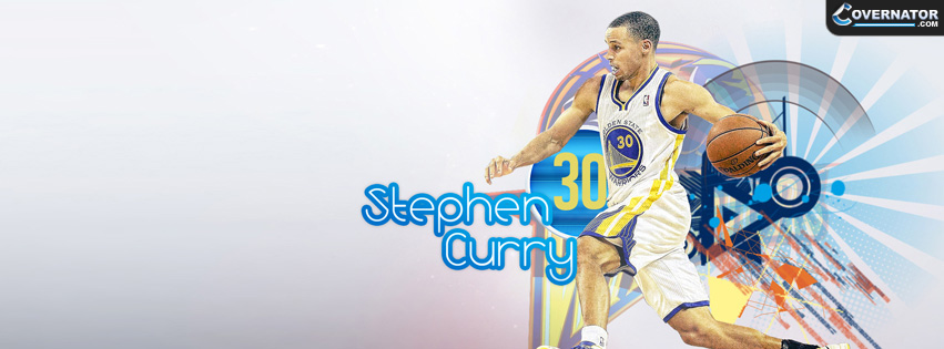 Stephen Curry Facebook Cover