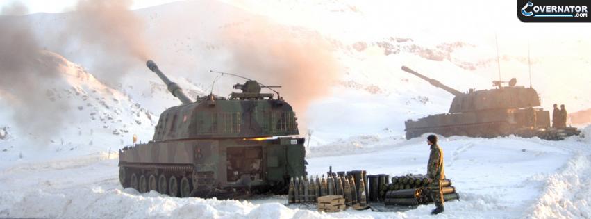T-155 Firtina Facebook cover