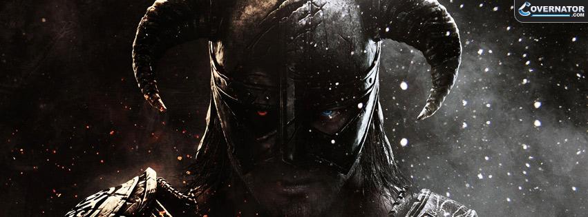 The Elder Scrolls V: Skyrim Facebook Cover