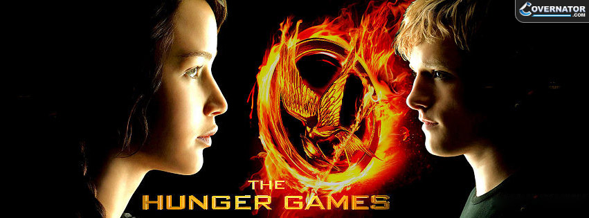 The Hunger Games Facebook cover