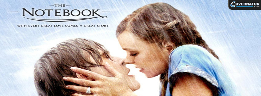 The Notebook Facebook Cover
