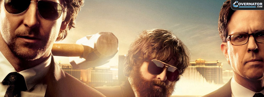 The Hangover Part III Facebook Cover