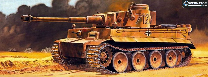 Tiger I Ausf. E Facebook Cover