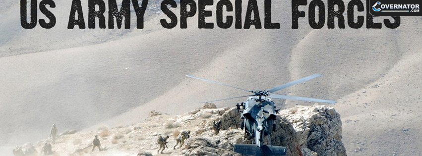 US Army Special Forces Facebook Cover