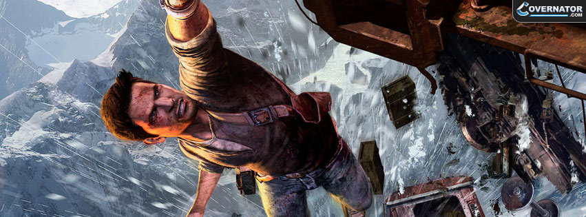 Uncharted 2 Facebook Cover