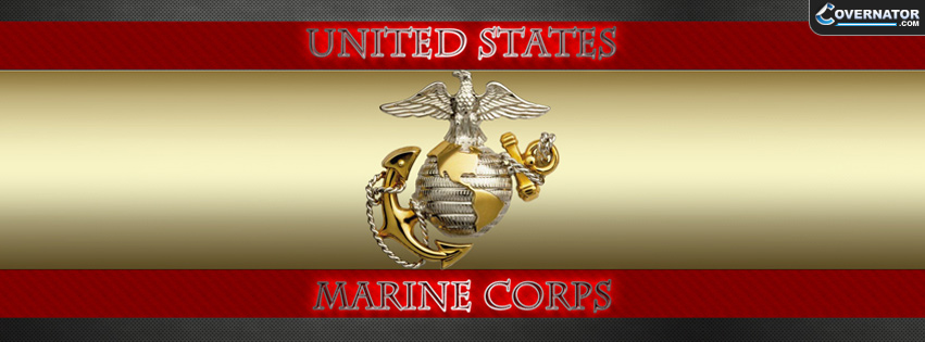 United States Marine Corps Facebook cover