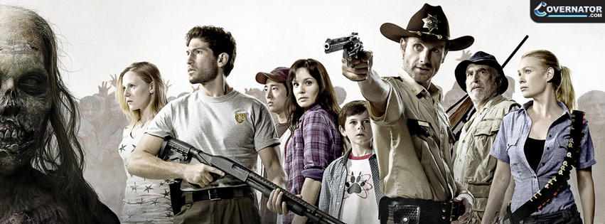 Walking Dead Facebook cover