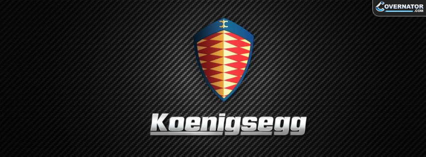 koenigsegg logo Facebook cover