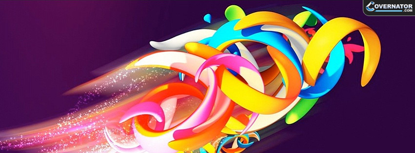 Beautifull colors Facebook cover