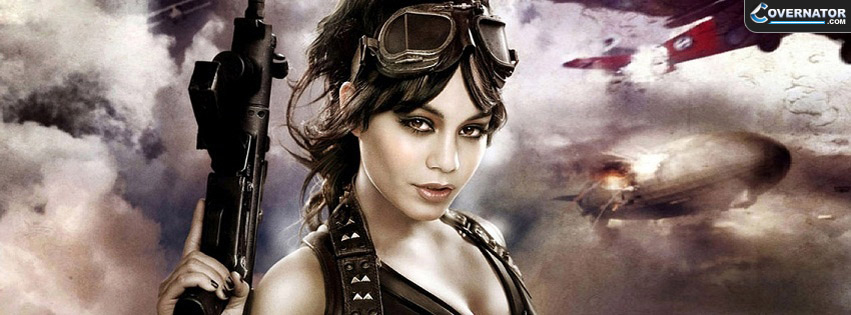 Vanessa Hudgens Facebook Cover