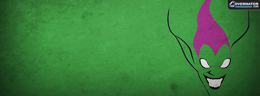 green goblin Facebook cover