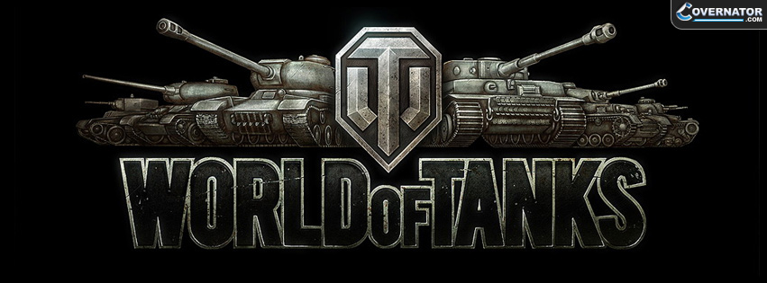 World of Tanks Facebook cover