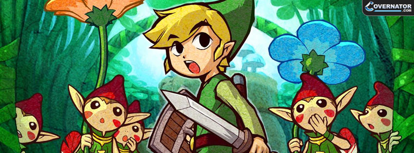 Zelda Facebook cover