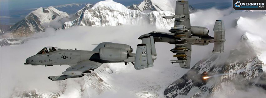 A-10 Thunderbolts Facebook cover