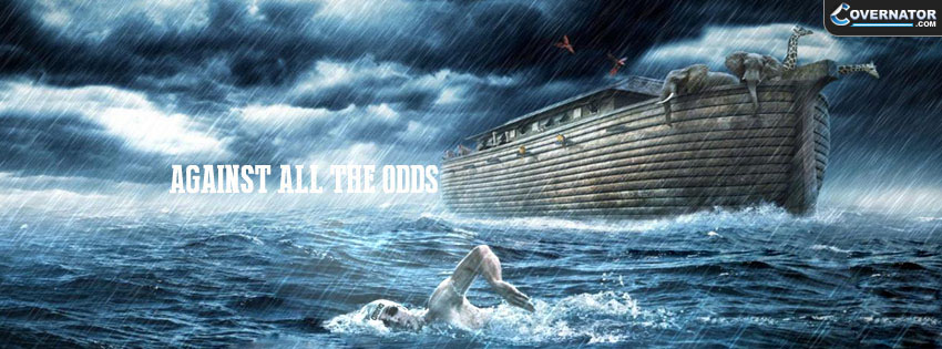 Against All The Odds Facebook covers