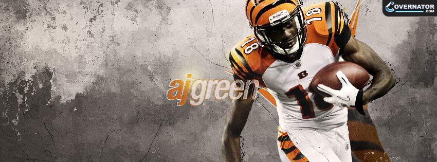 A. J. Green Facebook cover