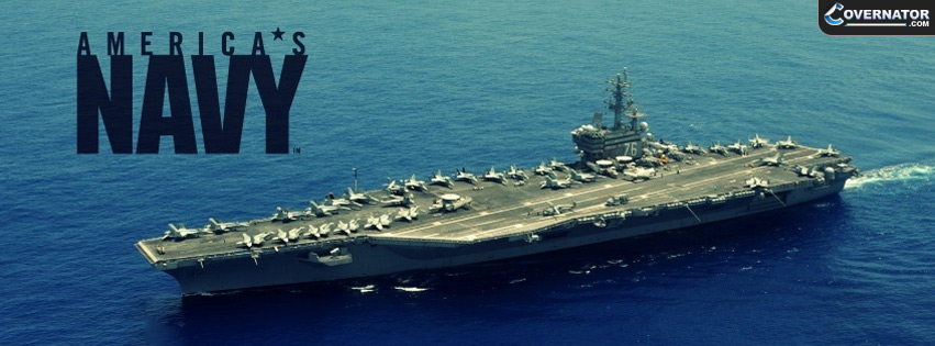 america's navy Facebook cover