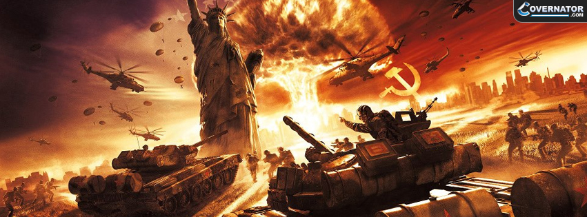 attack on the motherland Facebook cover