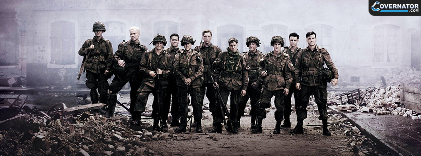 band of brothers Facebook cover