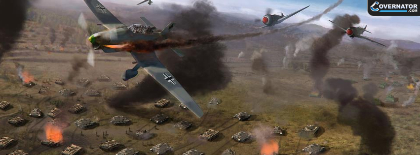 Battle Of Kursk Facebook Cover