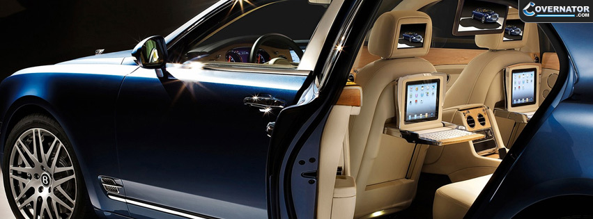 Bentley Mulsanne Facebook Cover