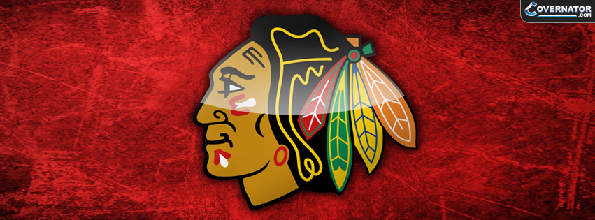 chicago blackhawks Facebook cover