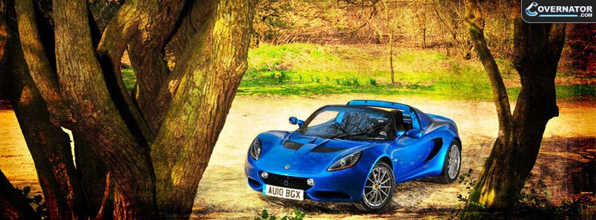 blue lotus elise Facebook cover