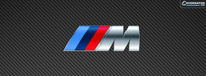 bmw m logo Facebook cover
