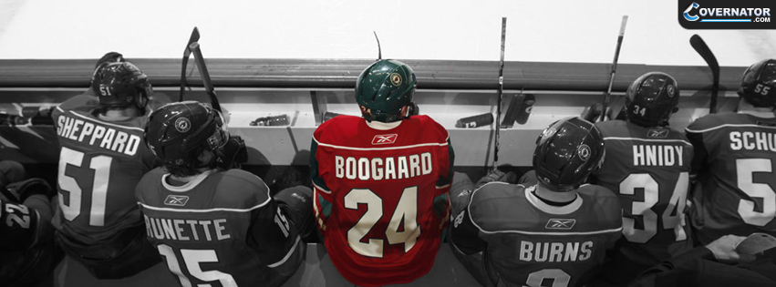Boogaard Tribute Facebook Cover