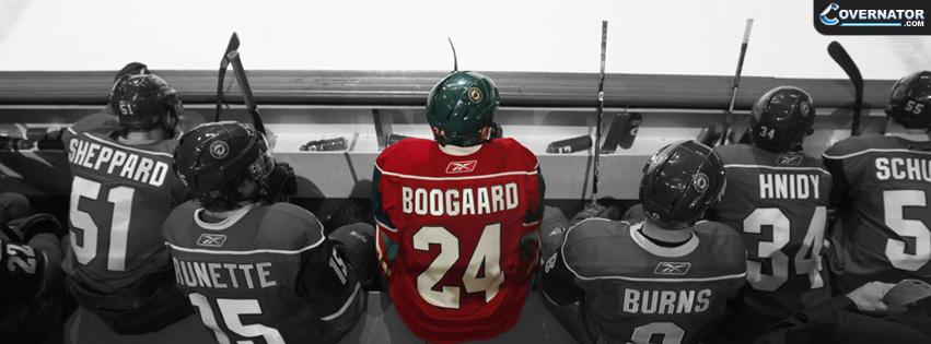 boogaard tribute Facebook cover