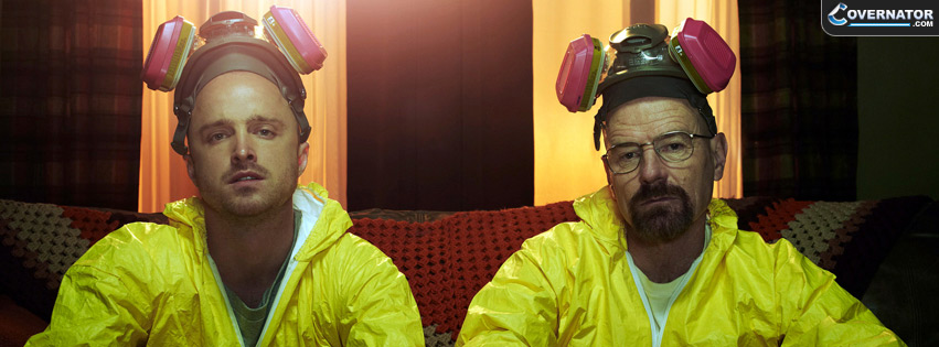 Breaking Bad Facebook Cover