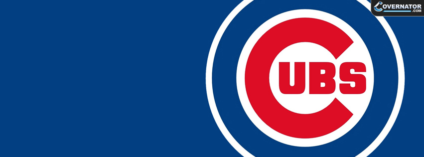 chicago cubs Facebook cover