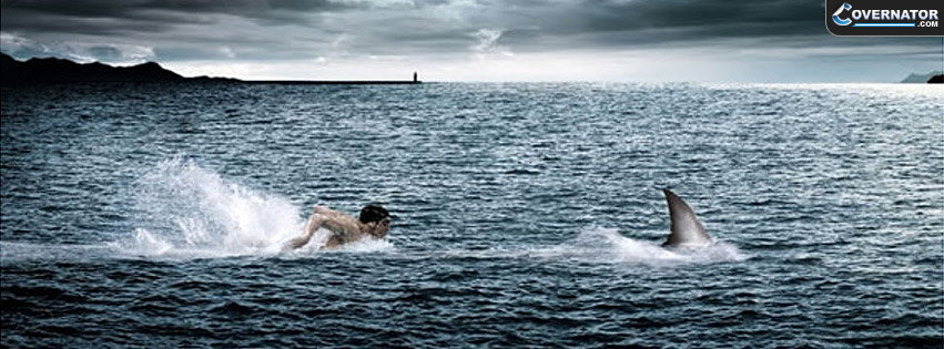 The Shark Chase Facebook cover