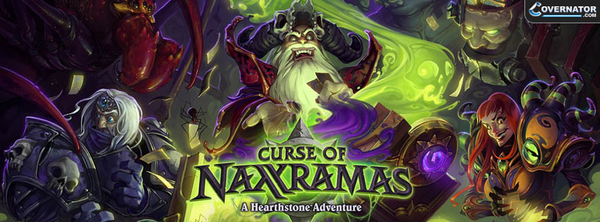 Curse of Naxxranas Facebook cover